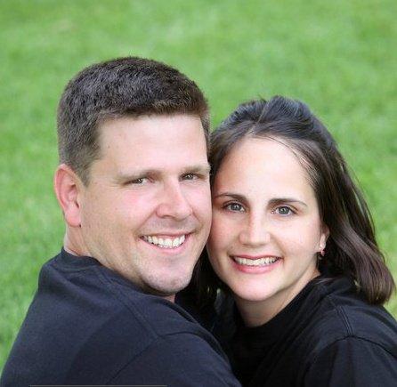 Sarah and Travis Johnson